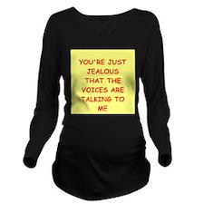 31.png Long Sleeve Maternity T-Shirt