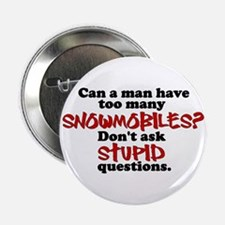 One too Many Stupid Questions Button