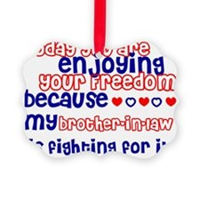 brother in law Ornament