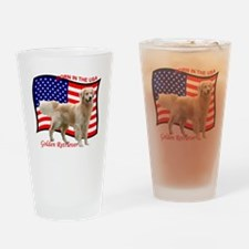 4thJulyMerge Drinking Glass