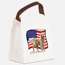 4thJulyMerge Canvas Lunch Bag