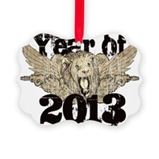 Year of 2013 Ornament