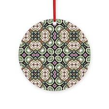 051910ak Round Ornament