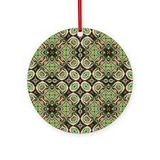 051910ai Round Ornament