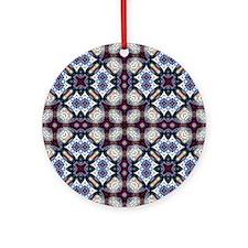 051910al Round Ornament
