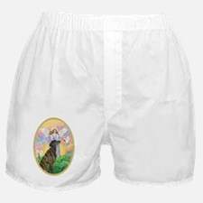 Blessings - Brindle Greyhound Boxer Shorts