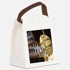 pjpii_deliversBlessing_Mousepad Canvas Lunch Bag