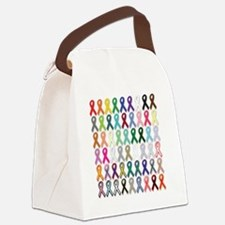 AllCauses Canvas Lunch Bag