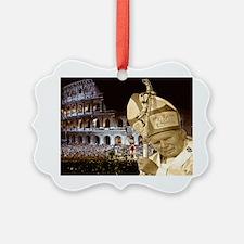 pjpii_deliversBlessing_print Ornament