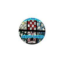 1000PRAISE_THE_LORD Mini Button