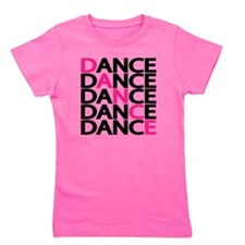 dance-times-five-2-color Girl's Tee