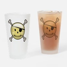 happyface-pir-T Drinking Glass