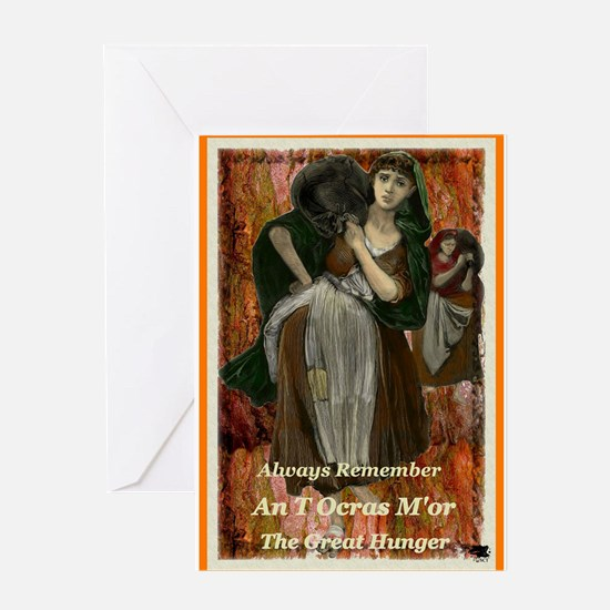 irish women b Greeting Card