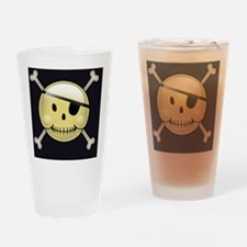 happyface-pir-BUT Drinking Glass