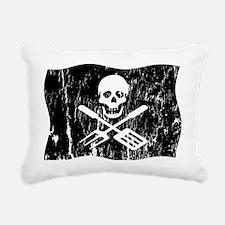 JollyGrillerOLD Rectangular Canvas Pillow