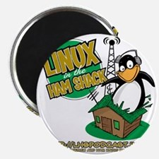 LHS Logo 1-Sided Magnet