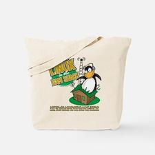 LHS Logo 1-Sided Tote Bag