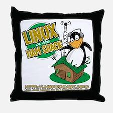 LHS Logo 1-Sided Throw Pillow