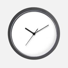 Lousy Lost -dk Wall Clock