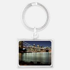 Brooklyn Bridge Landscape Keychain