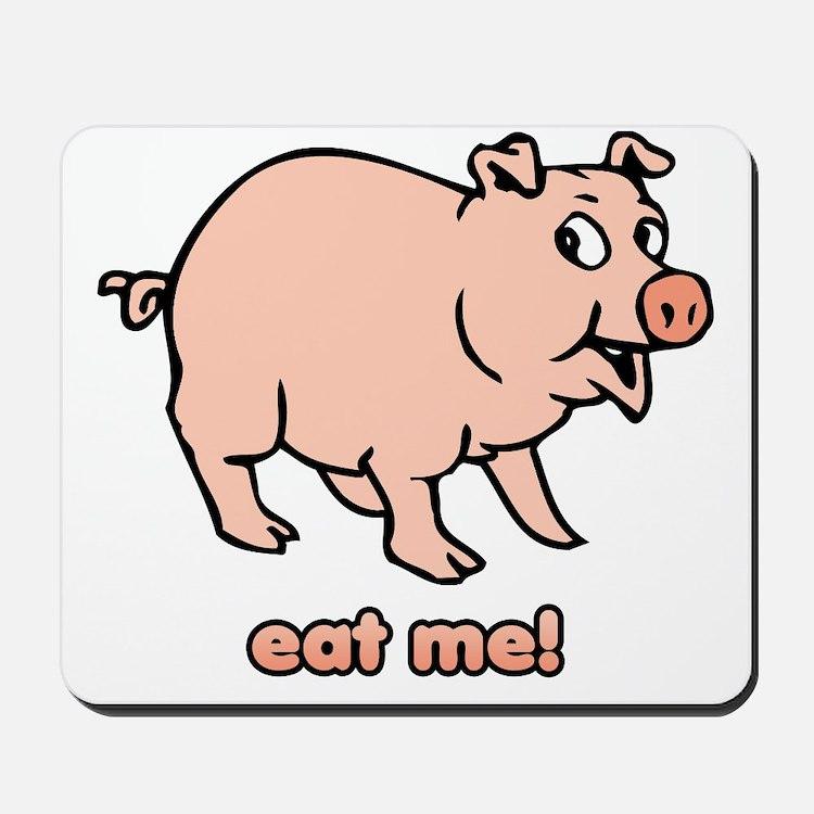 2-eatme Mousepad