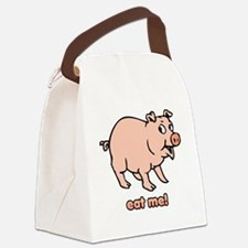 2-eatme Canvas Lunch Bag