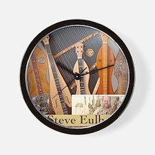30DulcFilledLogo Wall Clock