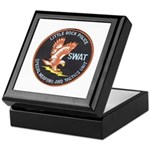 Little Rock SWAT Keepsake Box