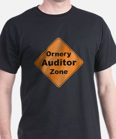 Ornery_Auditor_10x10_RK2010 T-Shirt