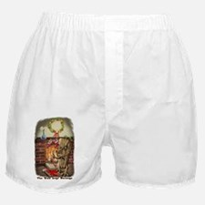 The Yule Logs Revenge Style II Boxer Shorts