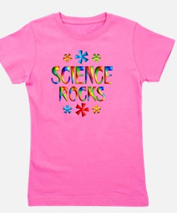 SCIENCE Girl's Tee