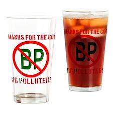 NoBP_thanksforthegoo_transparent Drinking Glass