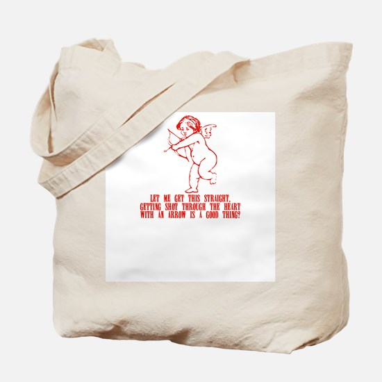 Let Me Get This Straight... Tote Bag