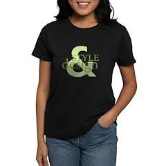 STYLE & design Women's Dark T-Shirt