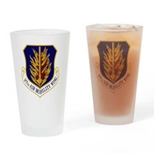 97th Air Mobility Wing Drinking Glass