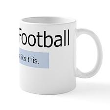 facebook_fantasyfootball Mug