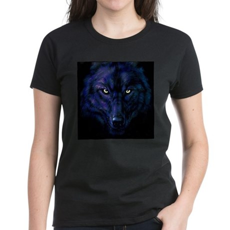 Wolf Women's Dark T-Shirt