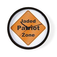 Jaded_Patriot_10x10_RK2010 Wall Clock