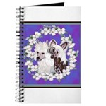 Chinese Crested Pair Journal