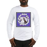 Chinese Crested Pair Long Sleeve T-Shirt