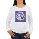 Chinese Crested Pair Women's Long Sleeve T-Shirt
