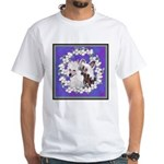 Chinese Crested Pair White T-Shirt