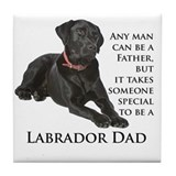 Labrador retriever Tile Coasters