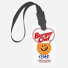 Burger Chef Northridge Lite Luggage Tag