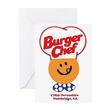 Burger Chef Northridge Lite Greeting Card