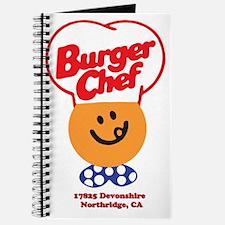 Burger Chef Northridge Lite Journal