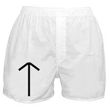 1000px-Runic_letter_tiwaz Boxer Shorts