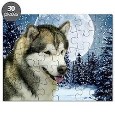 Malamute Puzzle