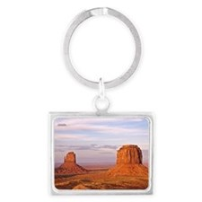 MoVal7by5 Landscape Keychain