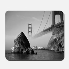 4-GOLDEN GATE BRIDGE Mousepad